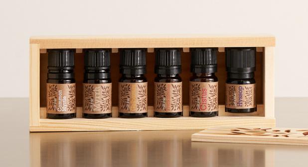 Ancient Collection – етерични масла от древността